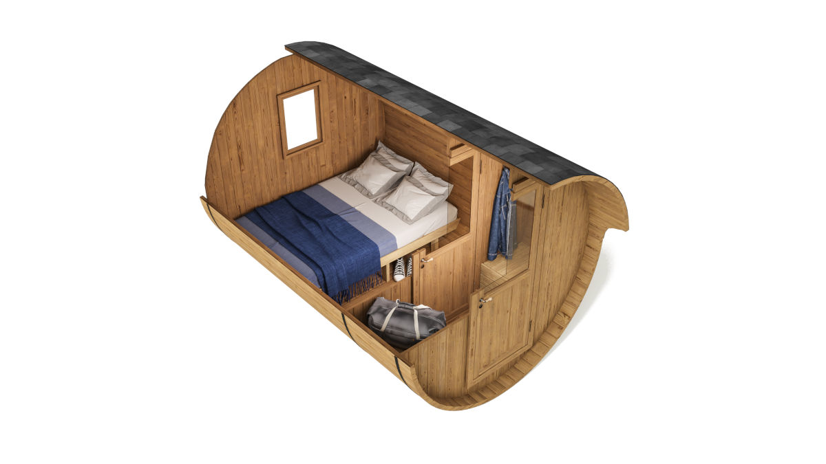 Camping 2700 for 2 people